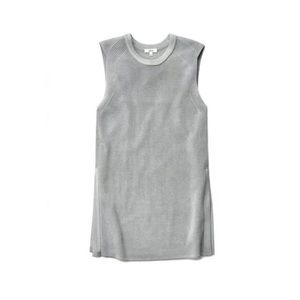 Aritzia Wilfred Palmier Fine Knit Tunic Tank Top